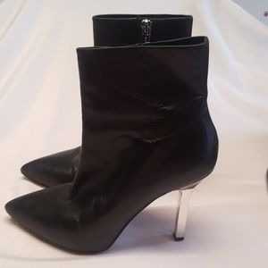 Michael Kors Stiletto leather ankle boots